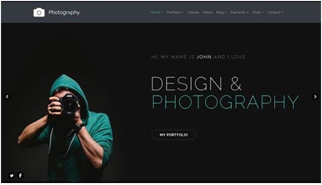 10 Tips And Trends For Designing An Amazing Photography Website Blogs
